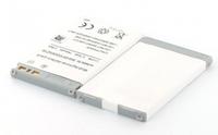 AGI Handyakku kompatibel mit Sharp GX-31 kompatiblen (Grau)