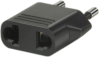 Brennenstuhl Travel Adapter USA, Japan/earthed (Schwarz)
