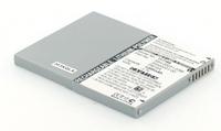 AGI Handyakku kompatibel mit O2 XDA II (Grau)