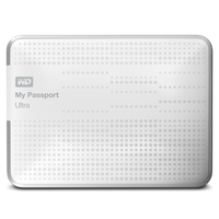 Western Digital My Passport Ultra, 1TB (Weiß)