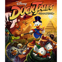 Capcom Duck Tales Remastered PS3