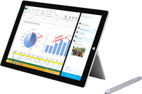Microsoft Surface Pro 3 512GB Silber (Silber)