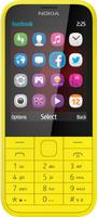 """Nokia 225 2.8"""" 99.8g Gelb (Gelb)"""