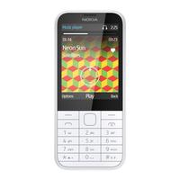 """Nokia 225 2.8"""" 99.8g Weiß (Weiß)"""