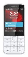 Nokia 225 Dual SIM (Weiß)