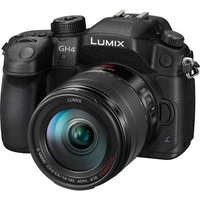 Panasonic Lumix DMC-GH4 + G VARIO HD 14-140mm (Schwarz)