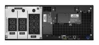 APC SRT6KRMXLI Unterbrechungsfreie Stromversorgung UPS (Schwarz)
