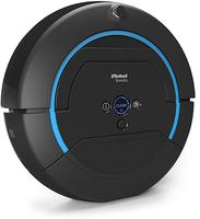 iRobot Scooba 450 (Schwarz, Blau)