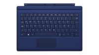 Microsoft RD2-00071 Tastatur für Mobilgerät (Blau)