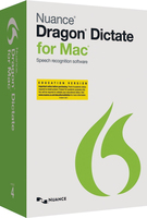 Nuance Dragon Dictate for Mac 4.0, EDU