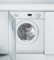 Candy CWB 1382DN1-S Waschmaschine (Weiß)
