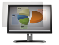 "3M AG21.5W9 Anti-Glare Filter für LCD Widescreen Desktop Monitore 21,5"" (Transparent)"