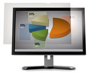 "3M AG23.0W9 Anti-Glare Filter für LCD Widescreen Desktop Monitore 23"" (Transparent)"