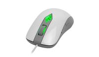 Steelseries 62281 Maus (Grau, Weiß)