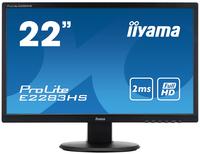iiyama ProLite E2283HS-B1 LED display (Schwarz)