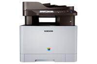 Samsung Xpress SL-C1860FW 9600 x 600DPI Laser A4 18Seiten pro Minute WLAN Multifunktionsgerät (Schwarz, Weiß)