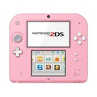 Nintendo 2DS (Pink, Weiß)