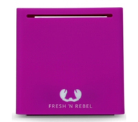 Fresh 'n Rebel Rockbox Cube (Violett)