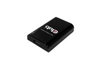 CLUB3D SenseVision USB3.0 to Displayport 1600p Graphics Adapter (Schwarz)
