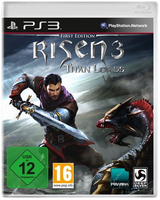 Deep Silver Risen 3: Titan Lords First Edition, PS3