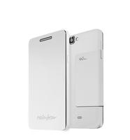 Wiko 92221 Handy-Schutzhülle (Weiß)