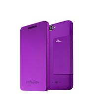 Wiko 92271 Handy-Schutzhülle (Violett)