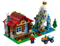 Lego 31025 - Creator Berghütte (Mehrfarbig)