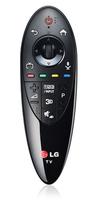LG AN-MR500 Fernbedienung (Schwarz)