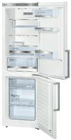 Bosch KGE36EW43 Kühl-Gefrierschrank (Weiß)