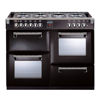 Stoves Richmond 1000DFT (Schwarz)