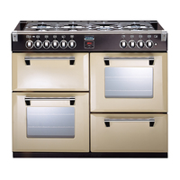 Stoves Richmond 1000DFT (Champagner)