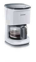 Severin KA 4489 Kaffeemaschine (Weiß)