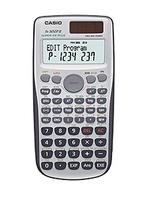 Casio FX-3650PII Taschenrechner (Schwarz, Silber)