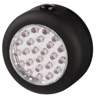 Hama 00107269 Taschenlampe (Schwarz)