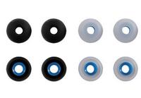 Hama 122678 Kopfhörerkisse (Schwarz, Blau, Transparent)