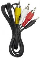 Blaupunkt Y1265400 (Schwarz, Rot, Weiß, Gelb)