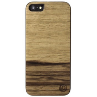 Hama Real Wood (Schwarz, Holz)