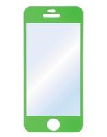 Hama 124410 Bildschirmschutzfolie (Grün)