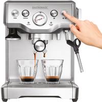 Gastroback 42611 Kaffeemaschine (Edelstahl)