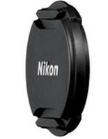 Nikon JVD10701 Objektivdeckel (Schwarz)