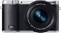 Samsung NX NX3000 + OIS 16-50mm + SEF-8A (Schwarz)