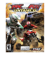 THQ MX vs. ATV Untamed PS3