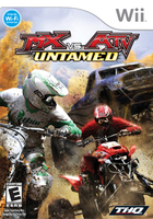 THQ MX vs. ATV: Untamed Wii