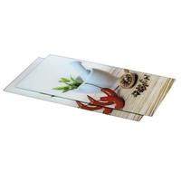 Xavax 00111518 Küchen-Schneidebrett (Mehrfarbig)