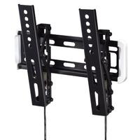 Hama 00118633 Flat Panel Wandhalter (Schwarz)