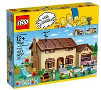 Lego The Simpsons Das Simpsons Haus 2523Stück (Mehrfarbig)