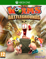Microsoft Worms Battlegrounds, Xbox One