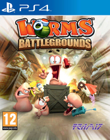 Sony Worms Battlegrounds, PS4