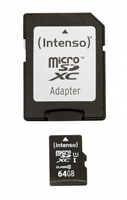 Intenso 64GB microSDXC