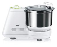 Braun KM 3050 Küchenmaschine (Grün, Weiß)